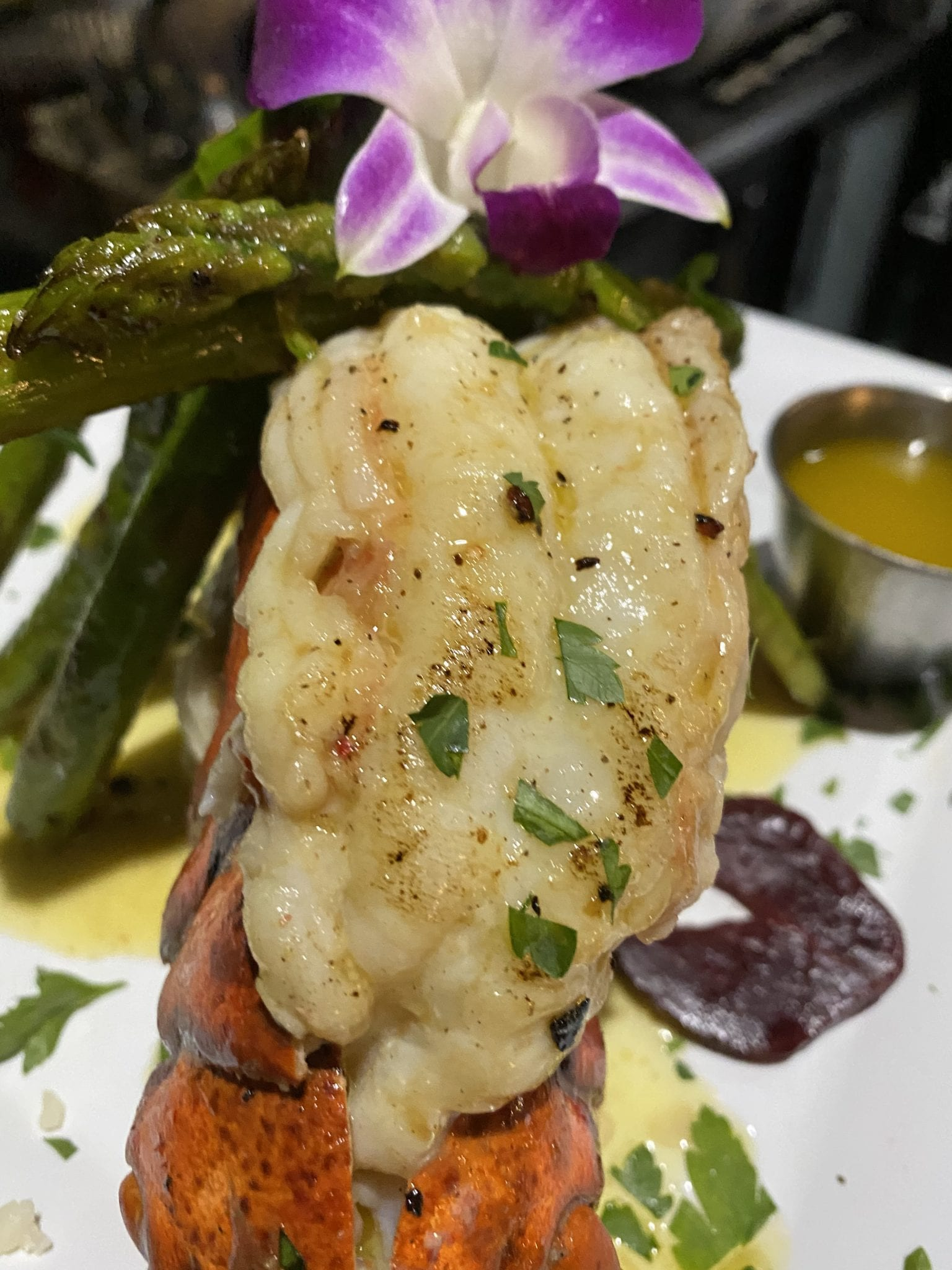 Maine Lobster Tail New Years Eve 2020
